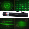 4PCS/LOT Beautiful Pattern Laser Head for Black YL Laser 303 Green laser Pointer Pen Lazer only (Not suitable for other lasers)