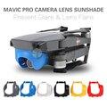 MAVIC Sunnylife PRO Lente Da Câmera Capô Sol Sombrinha Anti-Reflexo Protetor de Câmera Cardan para DJI Mavic Pro Zangão