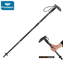 Walking Cane with Ergonomic Handle Soft Comfort Grip Collapsible Walking Stick carbon fiber Adjustable Height Crutch T Handle