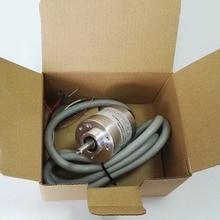 цена на CAS60 single turn 12bits industrial SSI encoder IP67 absolute optical sensor rotary pulse encoder for sale