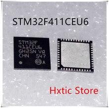 NEW 5PCS/LOT STM32F411CEU6 STM32F411CE STM32F411 STM32 F411CEU6 QFN48