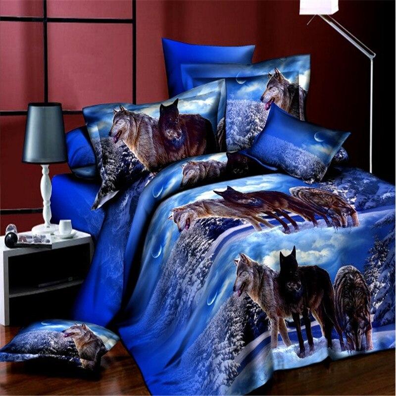 Unihome 3D bedding set luxury duvet cover set BED LINEN BEDSHEETUnihome 3D bedding set luxury duvet cover set BED LINEN BEDSHEET