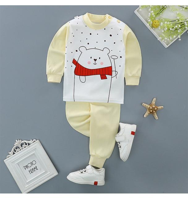 9687f32b8 Aliexpress.com   Buy Fashion Baby Clothing Sets 2017 Autumn Cartoon ...