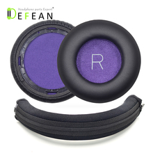 Defean החלפת סרט מגן מגן ואוזן רפידות עבור Plantronics backbeat פרו אלחוטי רעש ביטול אוזניות
