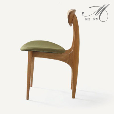 To Simple Japanese Style Dining Chair Dining Chair Wood Furniture Office Chairs  Computer Chairs Environmental Study