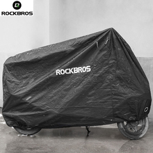 ROCKBROS Bike Bicycle Protect Gear Waterproof Dust-proof Rain Snow Dust Sunshine Protective UV Protect Cover Cycle Accessories