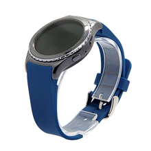 V-MORO Silicon Watchbands Replacement Strap For Samsung Gear S2 Bands SM R732 Smart Watch