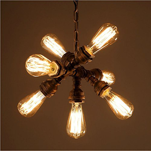 Aliexpress.com : Buy Industrial Style Rustic Pendant Lamp