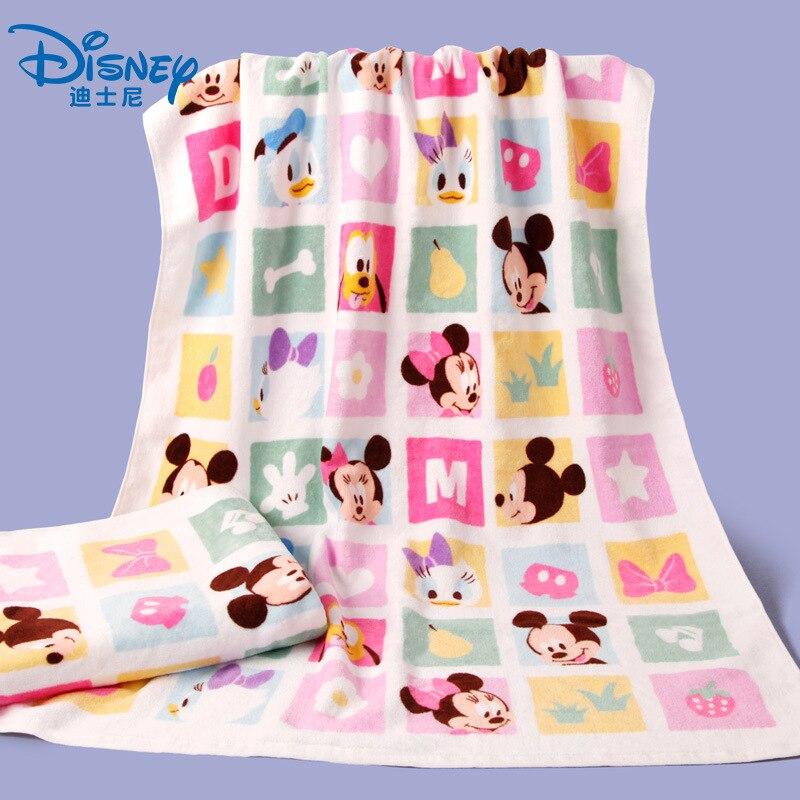 Disney Algodao Dos Desenhos Animados Macio Absorvente Gaze