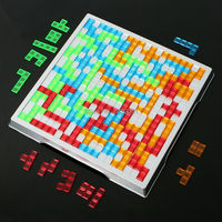 Classic Desktop Game The Strategy Game For Whole Family Funny Blokus 2 4 Players For Children