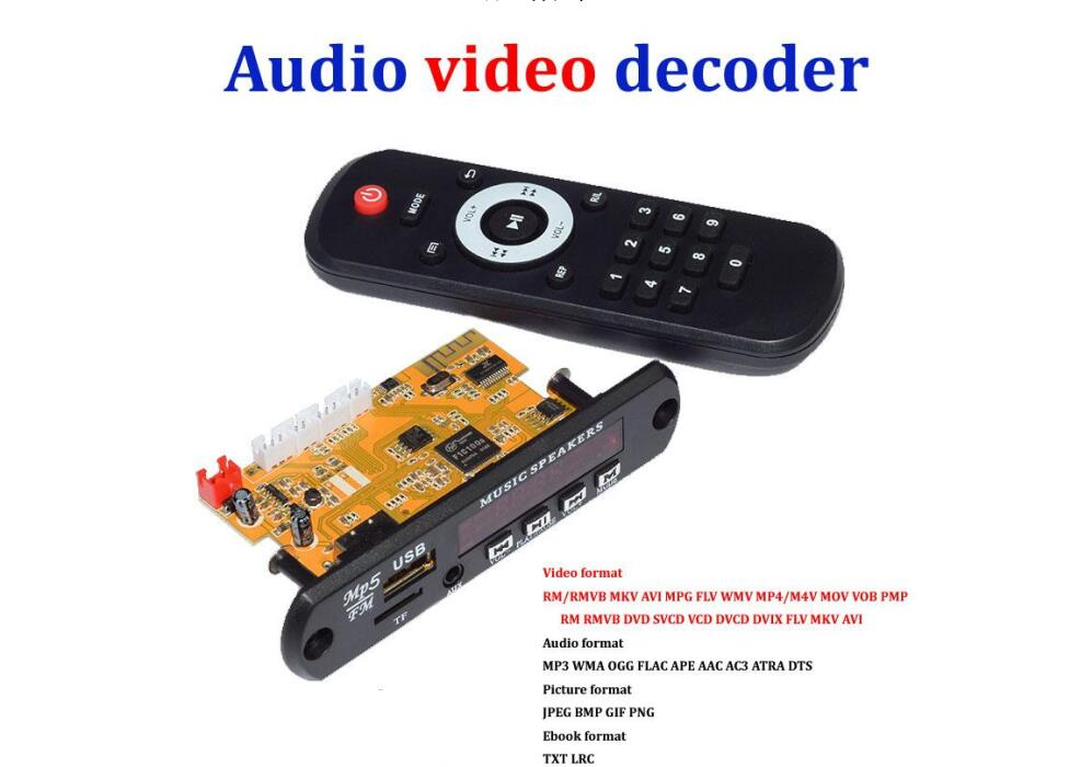 ᗑ】 Buy bluetooth decoder mp4 and get free shipping - in493hfe