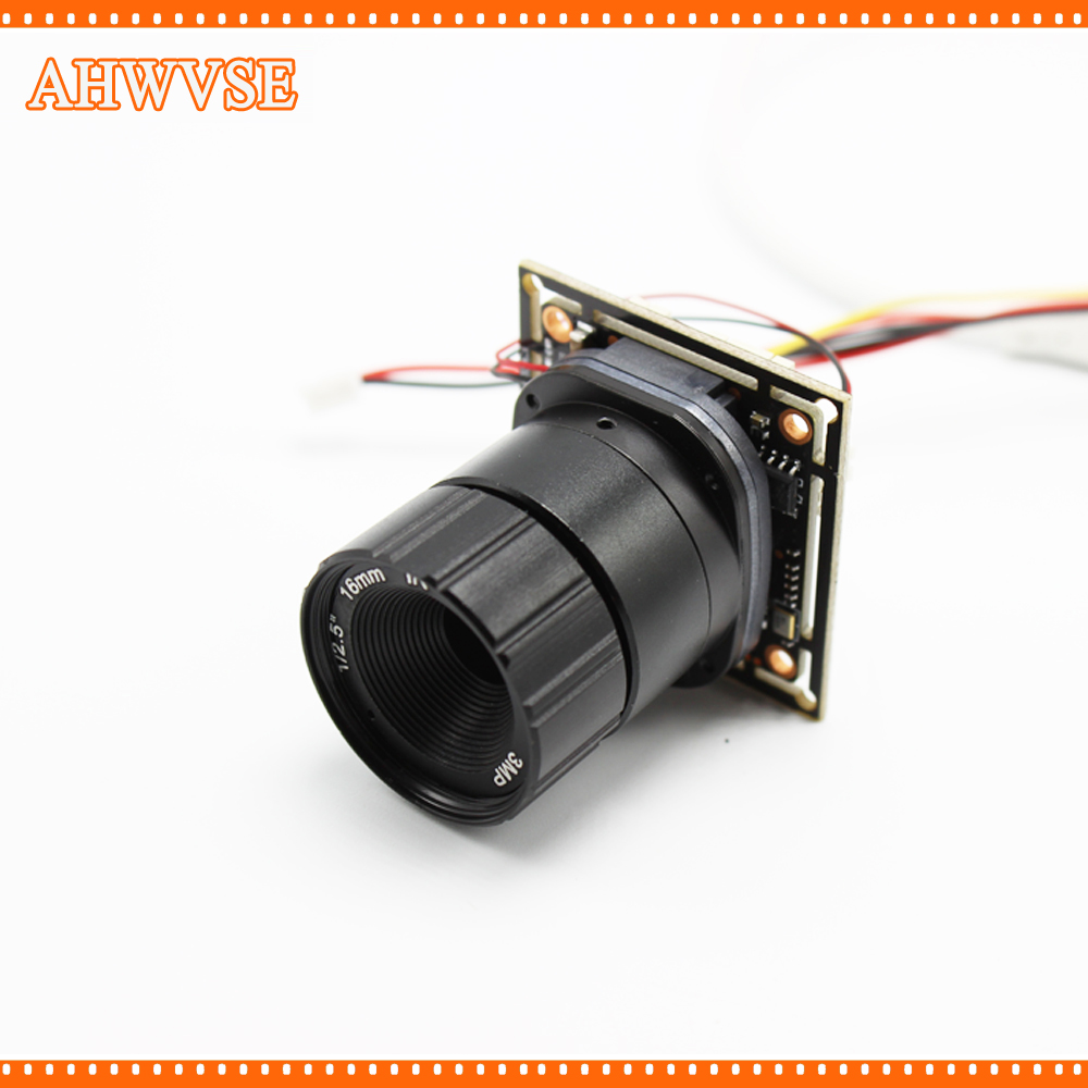 AHWVSE AHD 5MP SONY IMX323 Camera Module Board IRCUT BNC Cable 2MP 720P 1080P CCTV Security Camera with 16mm Lens hkes 38pcs lot 1mp cctv ahd camera module with bnc port and 16mm lens