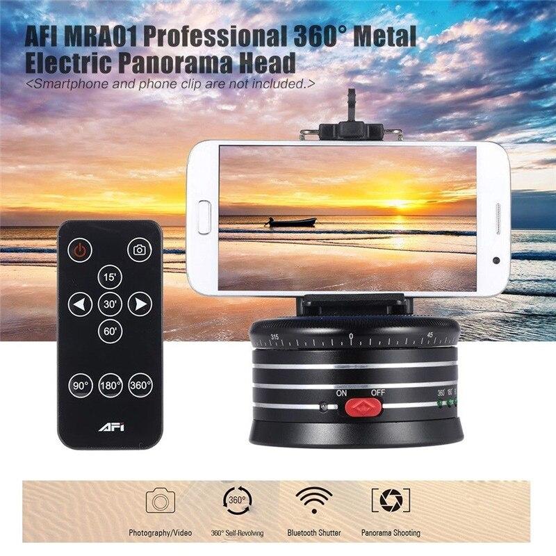 AFI MRA01 Mini Električna Panorama 360 Rotacija Vremenski Pomak - Kamera i foto - Foto 3