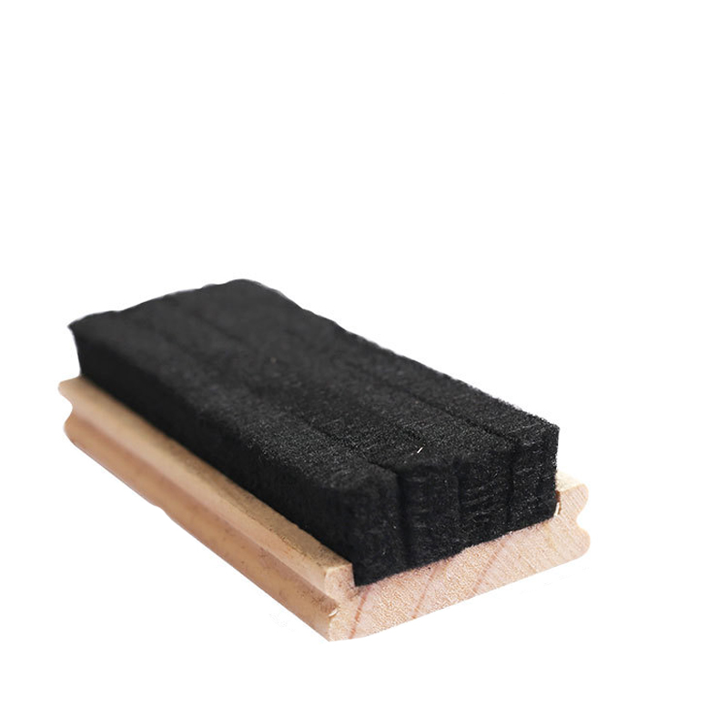 Wooden Blackboard Eraser Chalk Large High-grade Wool Felt Whiteboard Erase Teaching Blackboard Eraser Easy To Wipe Without Trace