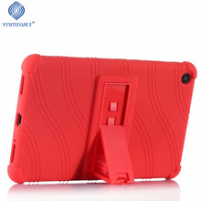 Silicon Case For Xiaomi Mi Pad 4 MiPad4 8 inch Tablet Protective Stand Holder Case For xiaomi Mi Pad4 Mipad 4 8.0