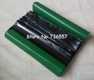 Image 4 - Sac de courrier, enveloppe de courrier, pour logistique, vert blanc/rose, 100 pièces, pochette en plastique auto adhésive, 20x30cm
