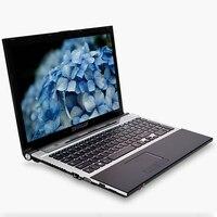 ZEUSLAP 15,6 дюймов Intel Core i7 или intel pentium 8 ГБ оперативная память ГБ + 500 HDD оконные рамы 7/10 Wi Fi Bluetooth DVD ROM ноутбука тетрадь компьютер