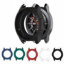 Funda protectora de silicona para Gear S3 Frontier y Samsung Galaxy Watch de 46mm