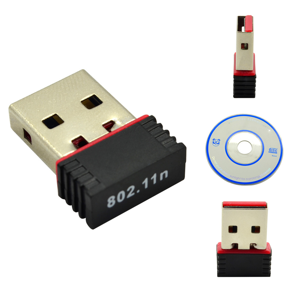 Play X Store Newest 150mbps Wifi Wireless N Nano Usb 20 Network Tp Link Tl Wn725n Adapter Mini