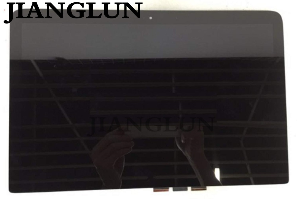 JIANGLUN LED LCD Touch Screen Assembly For HP Envy X360 13.3 13T Y000 13 Y034CL 13 y013CL 13 y073nr 13 y0130 914608 001 QHD 4K