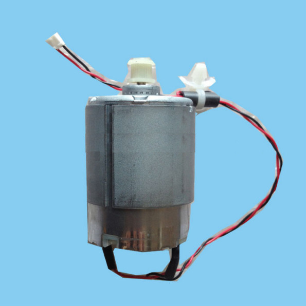Free shippping Original New Y motor carriage drive motor for HP DesignJet Plotter T520 CQ890-67036 Plotter Part free shippping original new encoder strip cq890 67003 for hp designjet plotter t520 24 inch