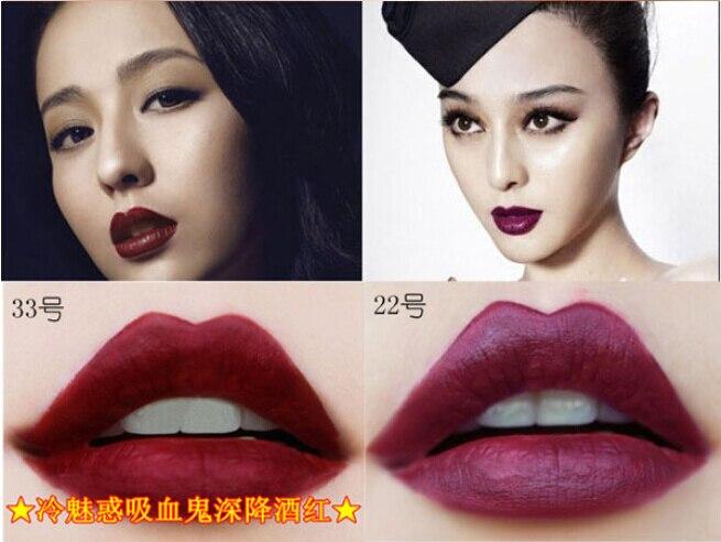 15pcs/lot Long Lasting Liquid Matte Lipstick Menow Sexy fuller Lip kits Make up Beauty lip Stick 4.4g 2016 New Hot Batom