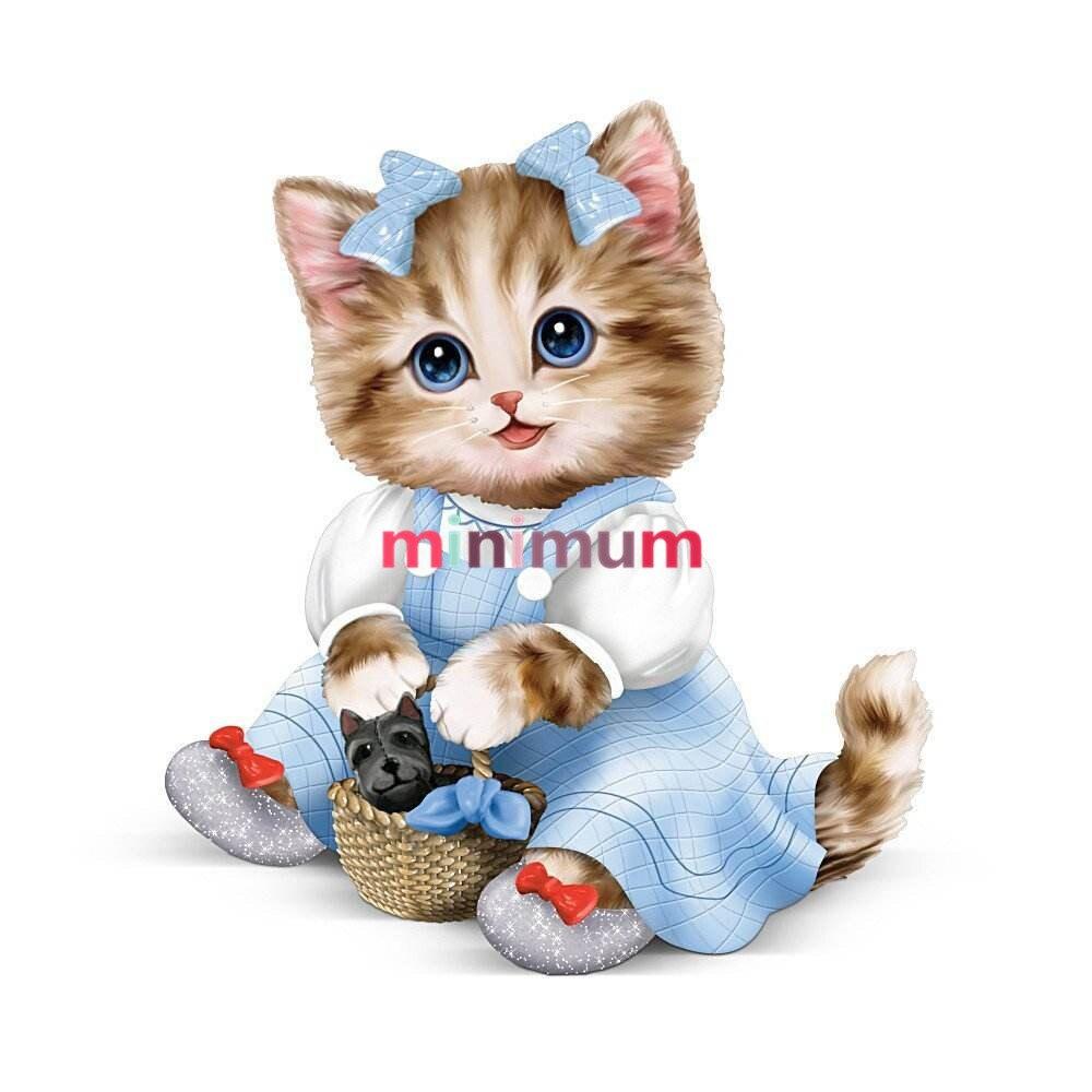 Gambar Animasi Kartun Korea Kucing Lucu Gambar Viral HD