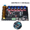 BIGTREETECH SKR PRO V1.1 32Bit Controller Board 32 bit + Wifi Adapter Modul 3D Drucker Teile vs MKS GEN L TMC2208 TMC2130 Fahrer