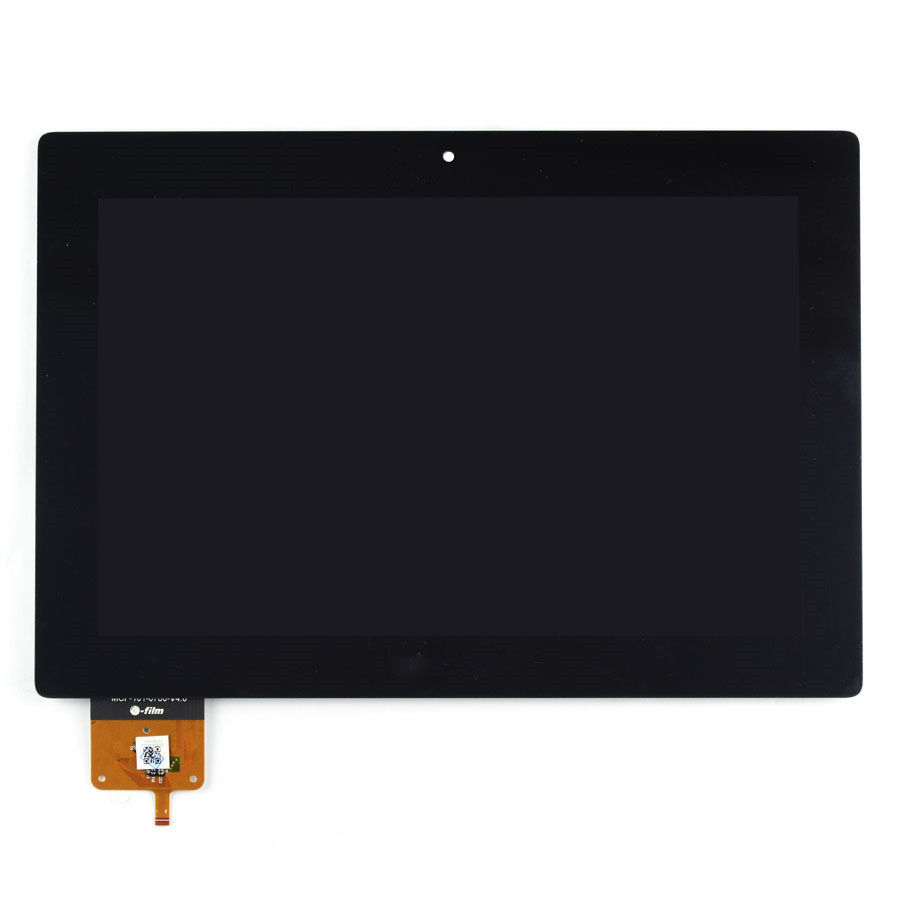 LCD Display + Touch Screen Digitizer Assembly Replacements FOR Lenovo IdeaTab S6000 Free shipping