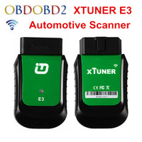 New XTUNER E3 Wifi Full System Car Diagnostic Tool Automotive Scanner for America/Europe/Asia car Free Ship