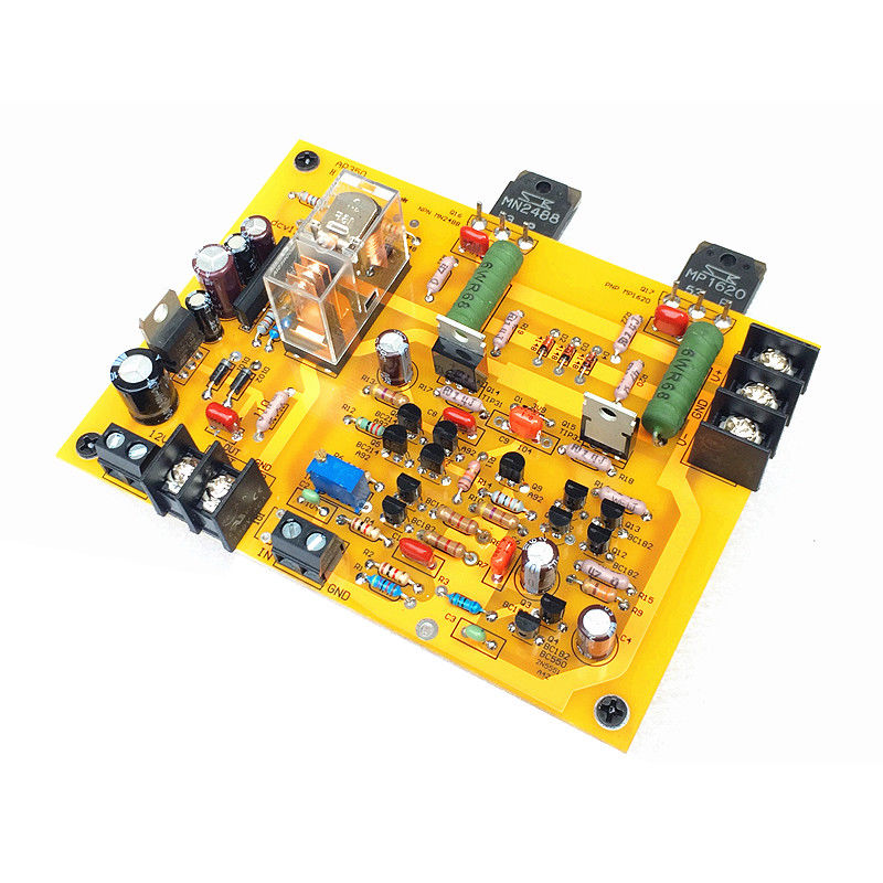 HiFi 2.0 Channel Class A Preamp Class AB Power Amplifier Assembled Board assembled mt 150 150w class a ab power amplifier board no heatsink