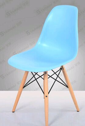 Whole Sales,Household Table Chairs Solid Wood Chair Creative Cafe Leisure Plastic  Chairs,wooden Leg In Dining Chairs From Furniture On Aliexpress.com ...