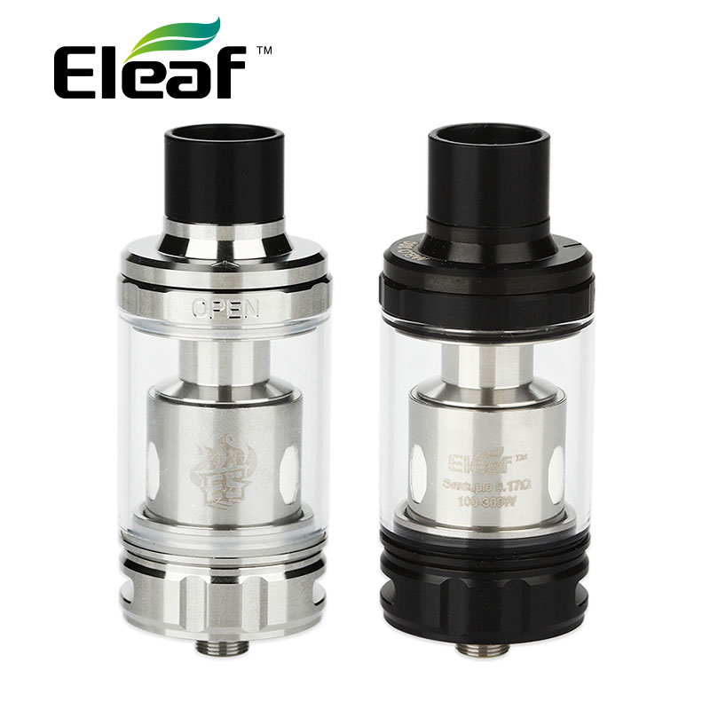 Original Eleaf MELO 300 Tank 6.5ml Max 300W with ES Sextuple-0.17ohm Coil Melo 300 Atomizer Electronic Cigarette fir RX300 Mod