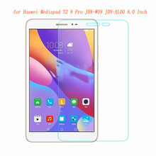 9H Tempered Glass for Huawei Mediapad T2 8 Pro 8.0 Inch Tablet Screen Protector Film For Huawei JDN-W09 JDN-AL00 Glass Guard цена