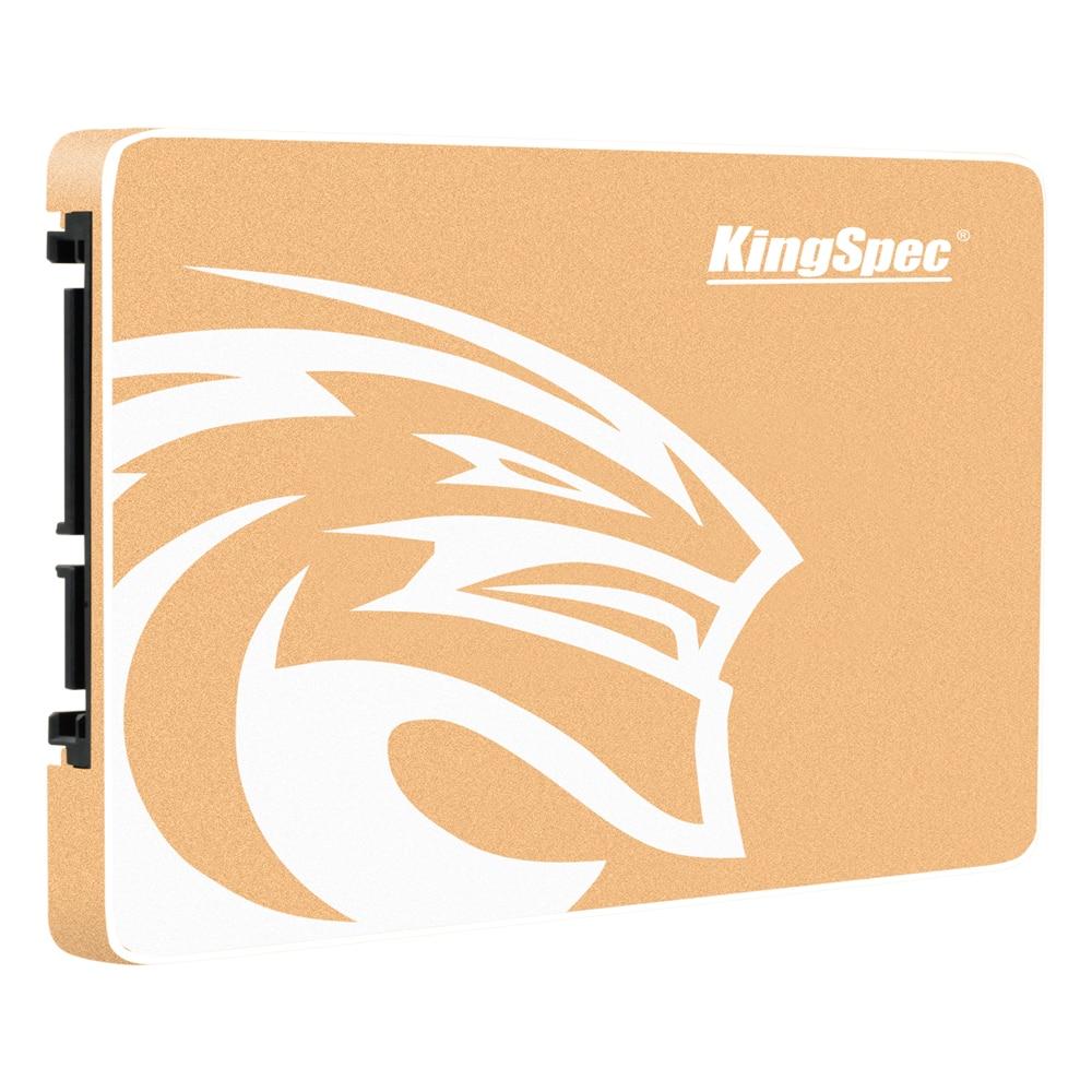 Prix pour P3-128 D'origine KingSpec SATAIII SSD DISQUE DUR Solid State Disque Dur Disque 120 GB pour Ordinateur Portable Portable Compatible SATA2 1