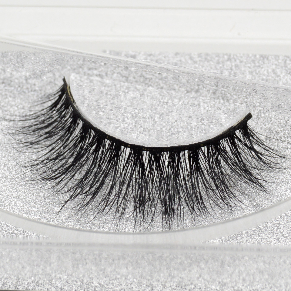 7d1d077e82c Visofree False Eyelashes Cotton Stalk Mink Eye Lashes Natural Long 3D Mink  Lashes Fashion Eyelashes Extension Cilios Lashes A15