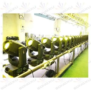 Image 5 - 200W LED Lyre 이동 헤드 라이트 빔 스포트 라이트 DJ 디스코 나이트 클럽 파티/SX MH200A
