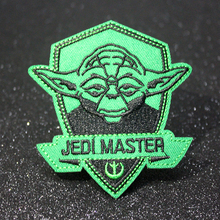 Pulaqi Cartoon Patch For Clothes Iron On Patches Embroidered Clothing Star Wars Stripes Stickers F