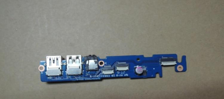 Original For H P OMEN 15-AX USB Small Board Interface Audio Board Board DAG35ATB8D0