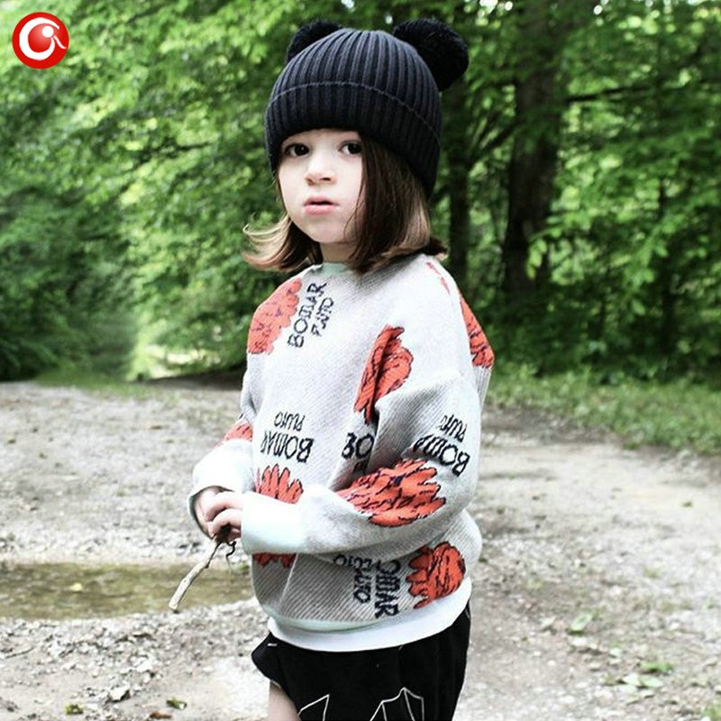 1-5y 2016 Autumn Children\'s Girls Sweater Fashion Toddler Bat Cardigan For Baby Boys Christmas Clothes Long Sleeve Outwear (30)