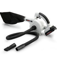 24V lithium hair dryer computer blower suction fan main engine dust collector Computer Dust Cleaner Collector