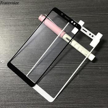 50 Pcs Full Cover Tempered Glass For Xiaomi Mi A1 A2 Lite Redmi 6 Pro 6A 5 Plus Screen Protector Film For Redmi Note 5 6 Pro 5A