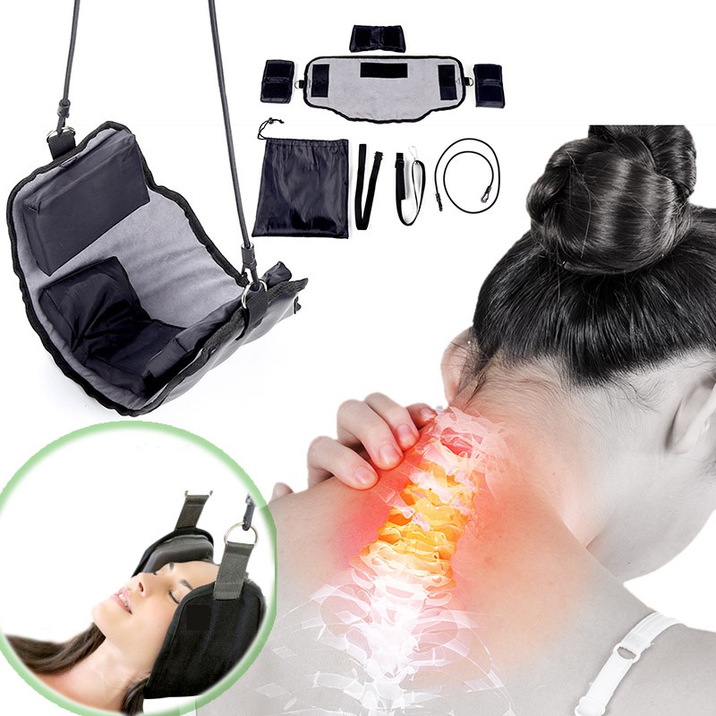 Professional Neck Hammock Neck Beauty Head Hammock for Cervical Neck Traction Relief Headache Shoulder Tension Muscles PainProfessional Neck Hammock Neck Beauty Head Hammock for Cervical Neck Traction Relief Headache Shoulder Tension Muscles Pain