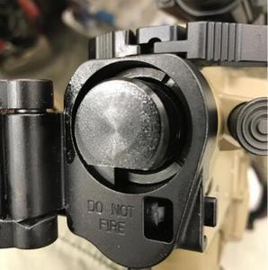 Image 4 - FIRECLUB Caccia Accessori Tactical AR Pieghevole Archivio Adattatore Per M16/M4 Serie GBB(AEG) Per trasporto libero Airsoft