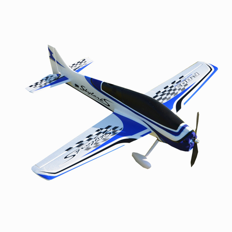 RC Airplane Sport RC Airplane 950mm Wingspan EPO F3A FPV Aircraft RC Airplane KIT For Children Outdoor Toy Models Red Blue Green image