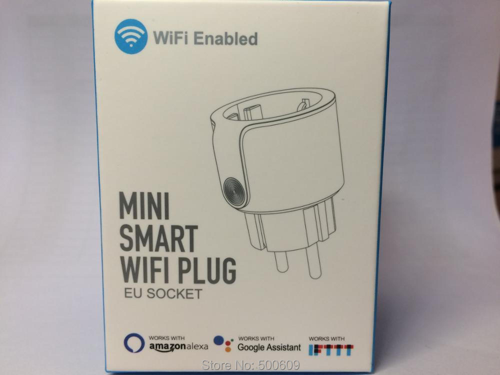 все цены на mini smart wifi plug Remote control plug EU socket EU plug