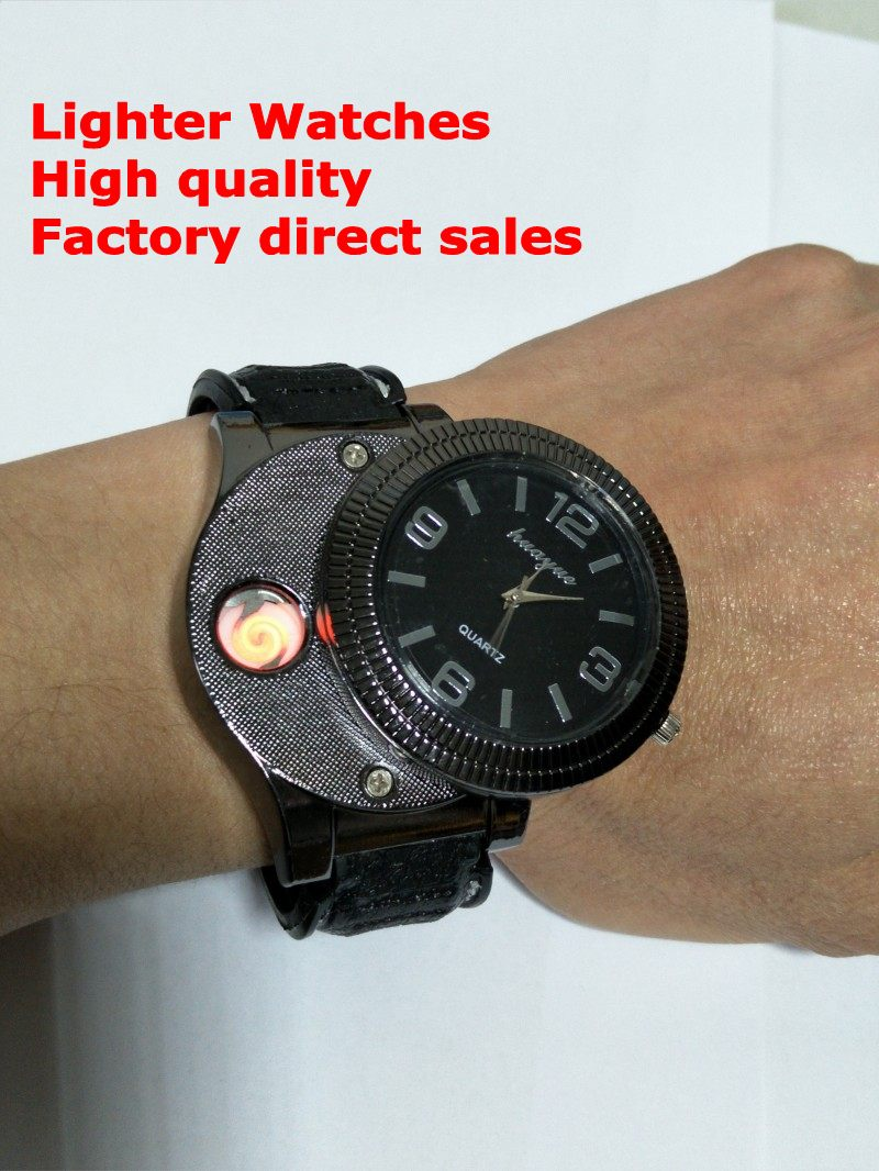 To acquire Wrist stylish watch lighter pictures trends