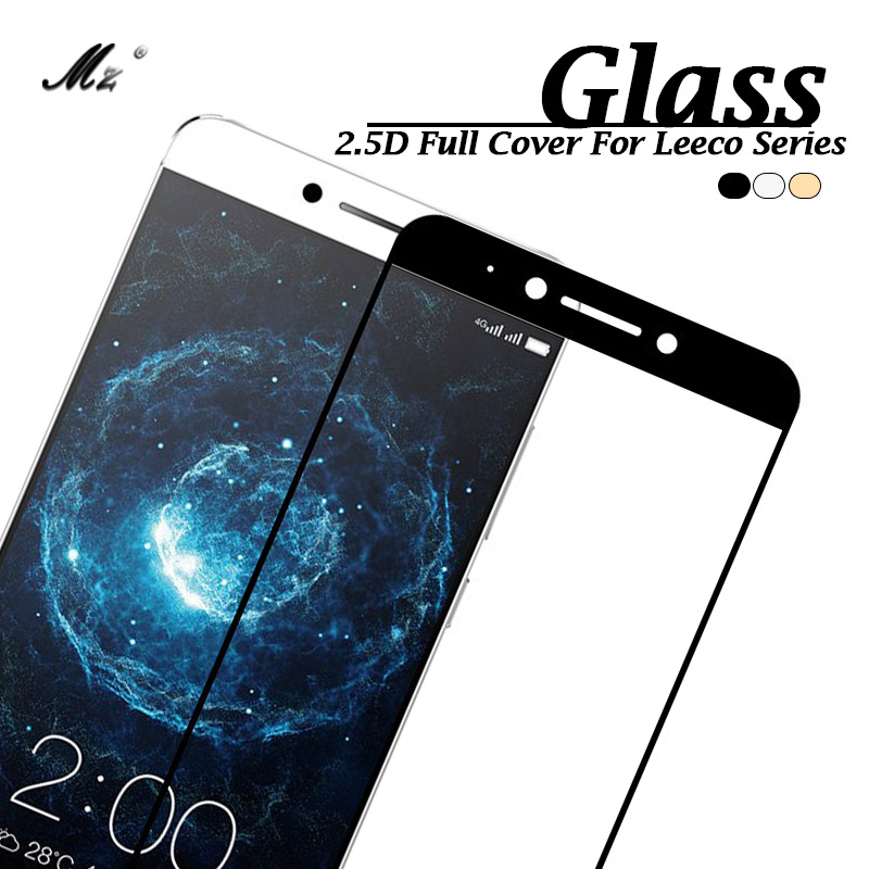 9H Full Cover Tempered Glass For Leeco Le Pro 3 S3 X626 Max 2 Ptotector Screen For Leeco Cool 1 Le 2 Cool1 Protective Flim Case