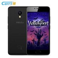 Original MEIZU M5C Global Version M710H OTA 2GB 16GB Cell phone MTK6737 Quad Core 64Bit CPU 5.0