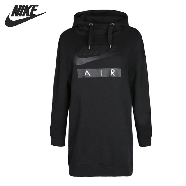 7a9428002064 Original New Arrival 2018 NIKE Women s HOODIE DRESS AIR Pullover Hoodies  Sportswear